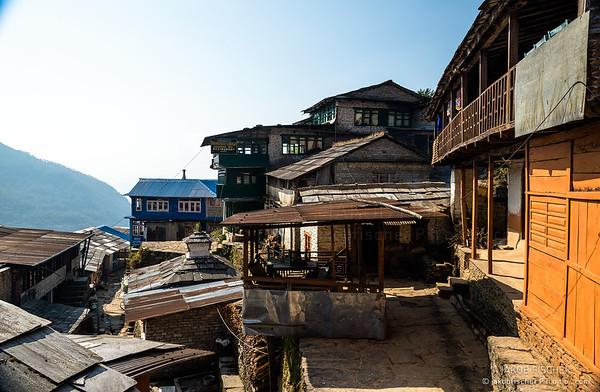 Lodges in Ulleri