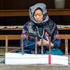 Nepalese weaver