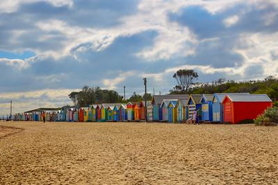 Brighton Beach Color