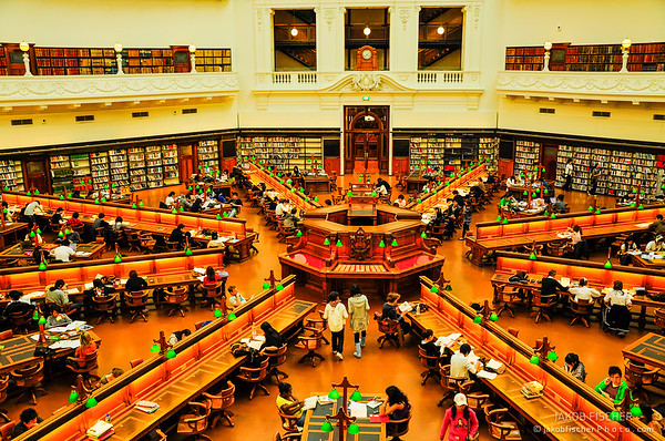 Library Melbourne