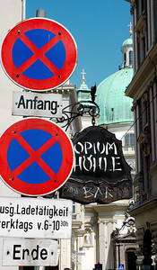 St. Stephensplatz - Vienna