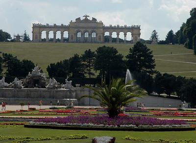 Schonbrunn Palace - Vienna