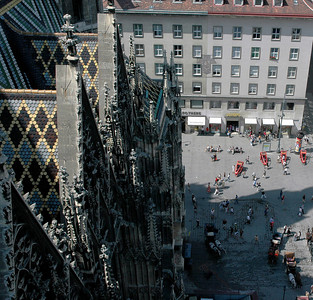 St. Stephens Cathedral - Vienna