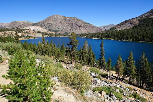 Tioga Lake, Yosemite