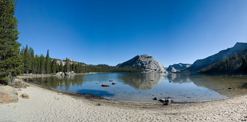 Tenaya Lake, Yosemite