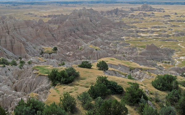 Badlands National Park, South Dakota 18