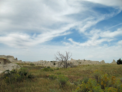 Badlands National Park, South Dakota 20