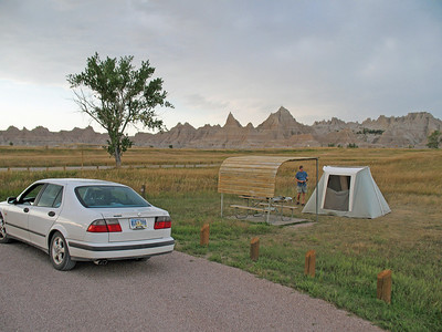 Badlands National Park, South Dakota 1