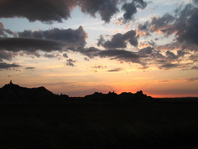 Badlands National Park, South Dakota 6