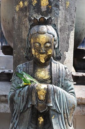 Budha at Grand Palace, Bangkok, Thailand