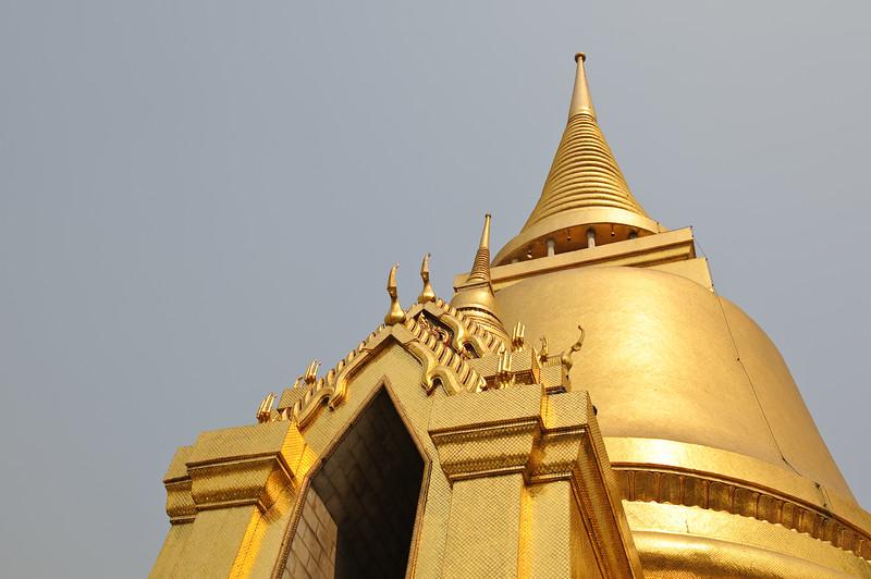 Grand Palace Phra Siratana Chedi, Bangkok, Thailand