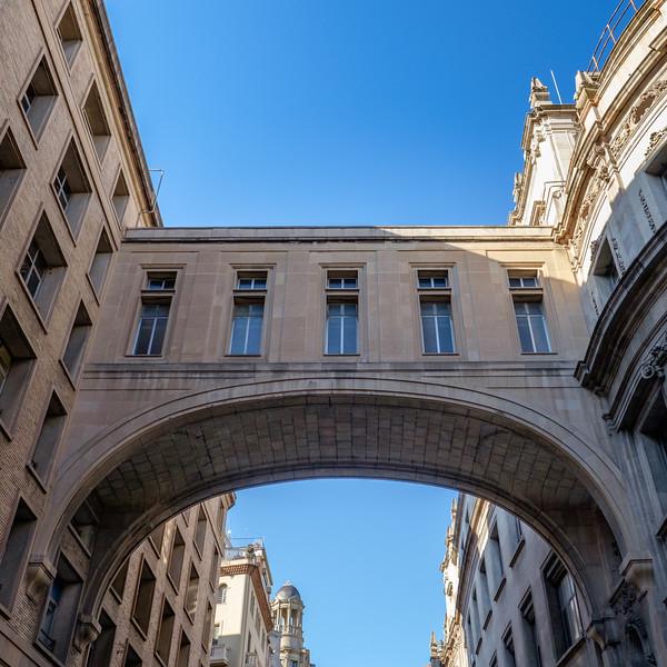 Arche in Barcelonetta, Barcelona