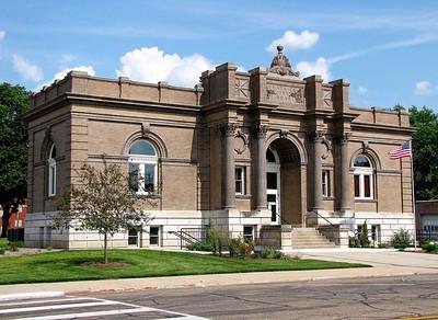 The Carnegie Building, Beatrice, NE (1)