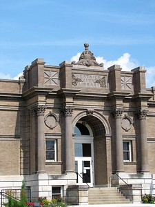 The Carnegie Building, Beatrice, NE (3)