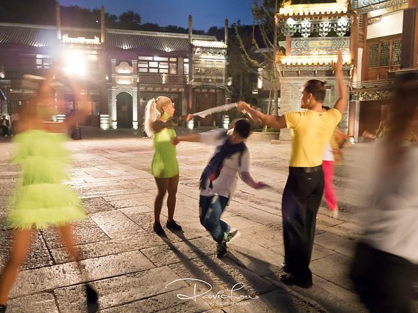Dancing Gubei Town