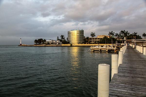 Belize; Belize City; Ft. George Marina