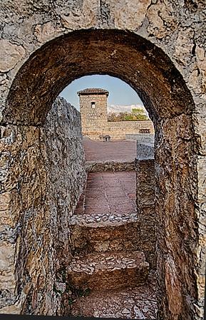 Guatemala; Rio Dulce Gorge; Castillo De San Felipe