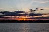 Belize; Punta Gorda; Sunset