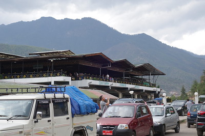 weekend farmers market, Thimphu