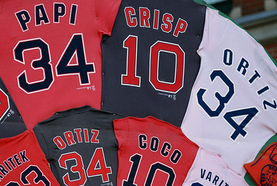 Sox Players T's