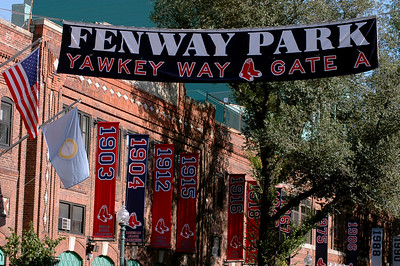 Fenway Park - Yawkey Way