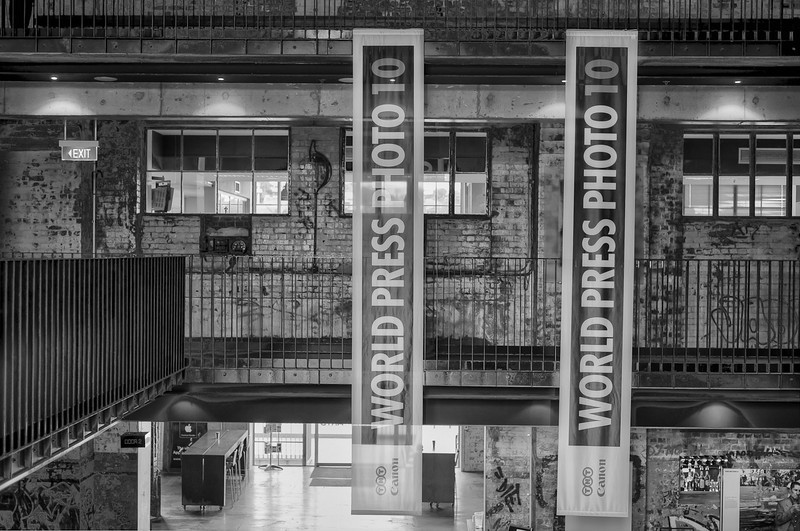 World Press Photo 2010 Exhibition, Powerhouse Art Brisbane, Australia