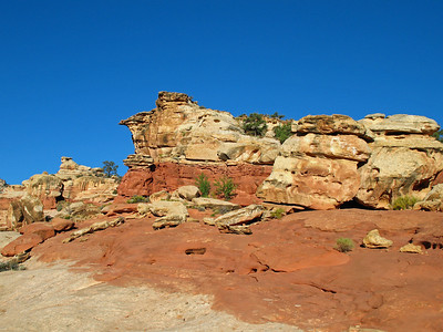 Capitol Reef National Park, Utah (Cohab Canyon Trail) (2)