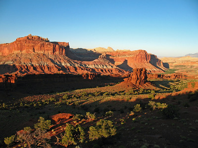 Capitol Reef National Park, Utah (Sunset Point) (2)