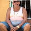 cuban portrait in Trinidad