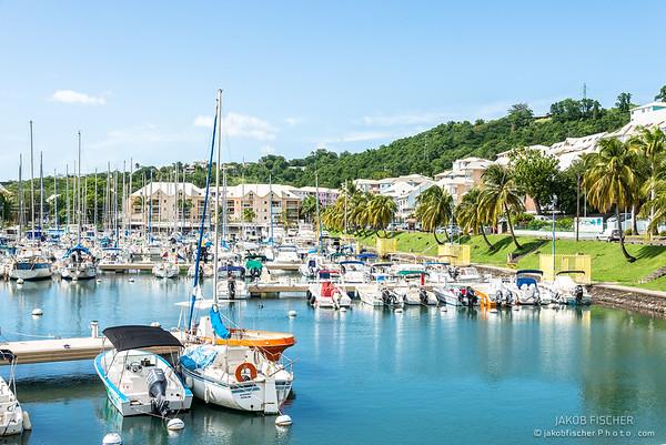 harbor of Basse-Terre