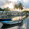 little harbour in Goyave, Guadeloupe