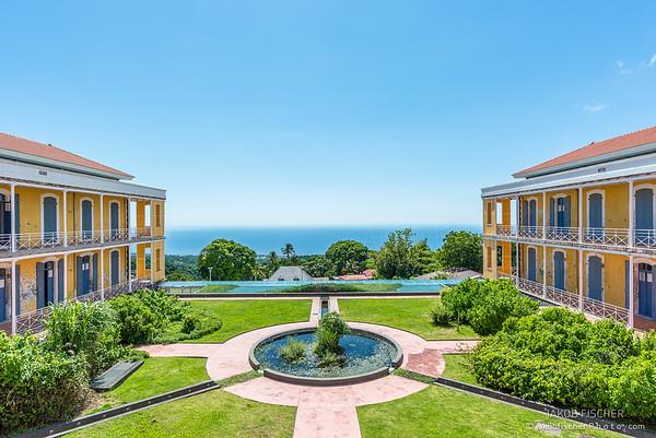 university of Saint-Claude, Guadeloupe