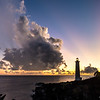 lighthouse of Vieux-Fort, Guadeloupe