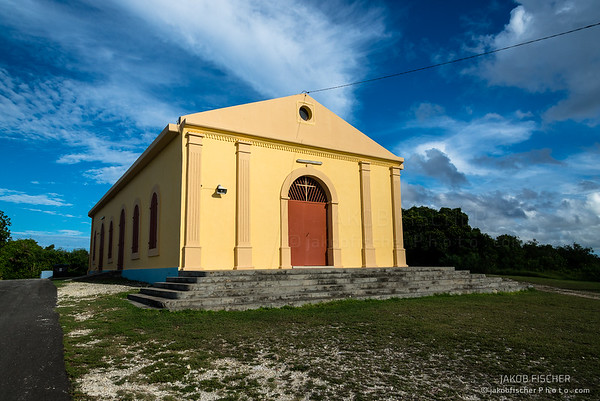chapel of Gros Cap, Guadeloupe