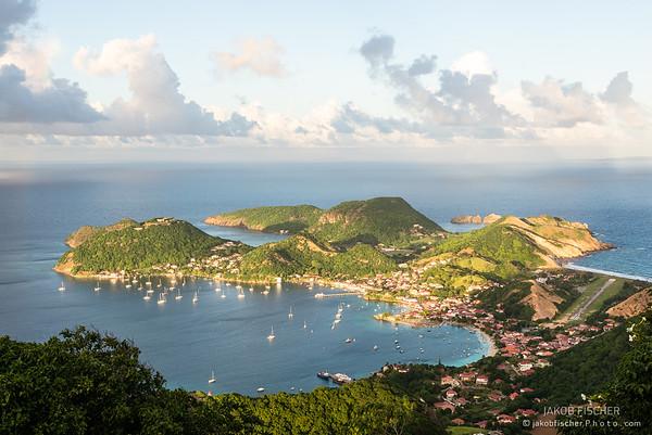 Lookout Terre-de-Haut, Islands of the Saints (Iles des Saintes)