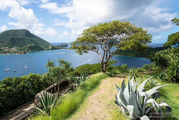 Islands of the Saints (Iles des Saintes), Guadeloupe