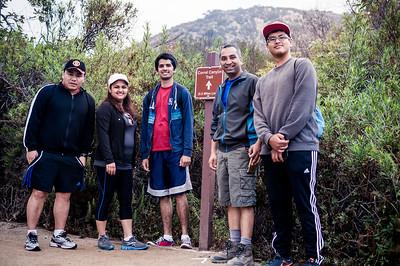 Carrol Canyon Hike