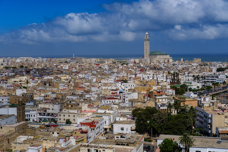 Casablanca cityview