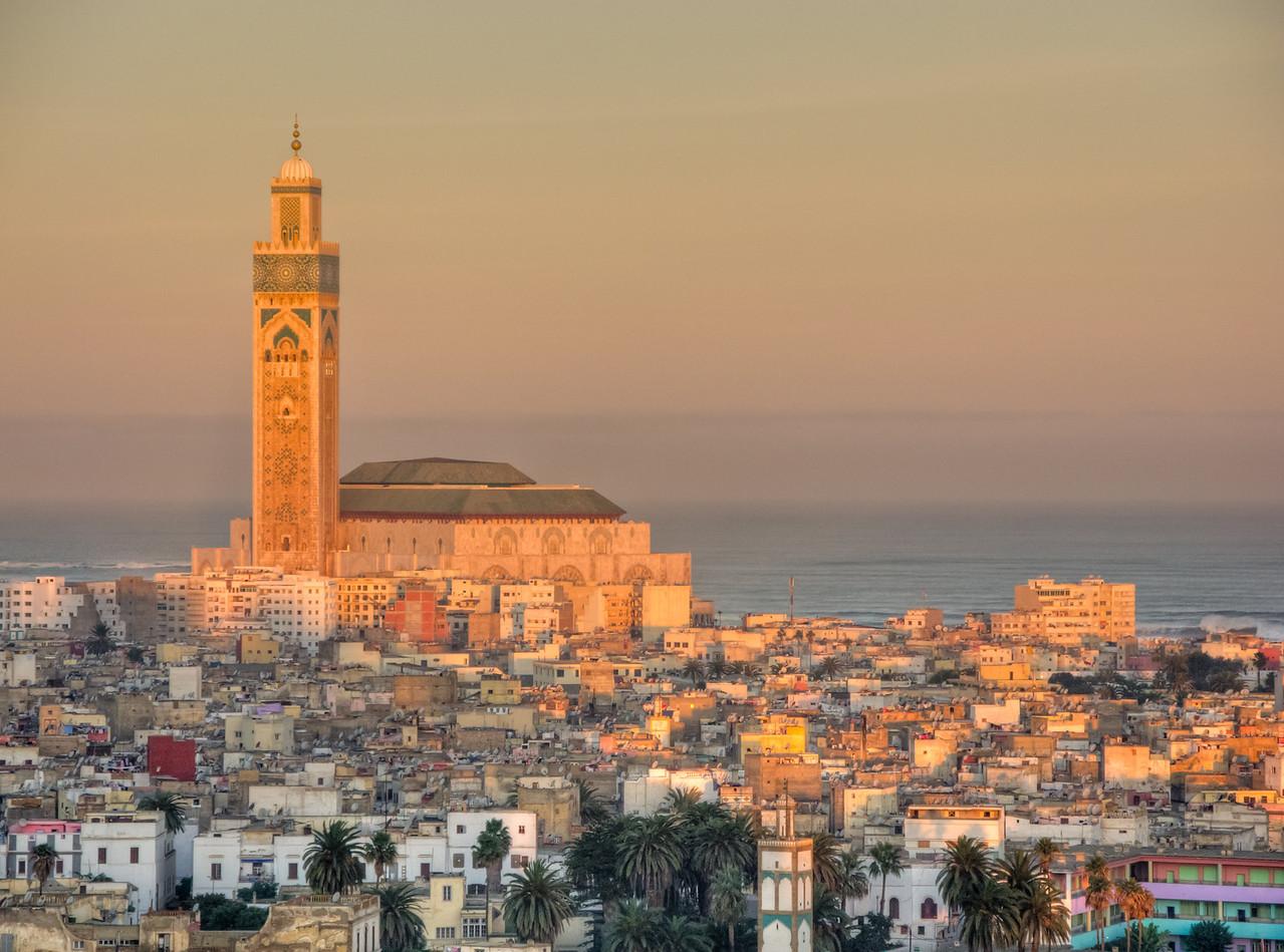 Hassan II Casablanca, Morocco