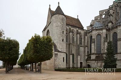 Cathédrale Notre-Dame de Chartres (NE facade)