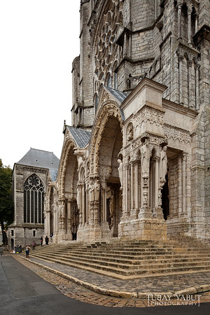 Cathédrale Notre-Dame de Chartres (NW Facade)