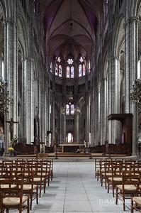 inside Cathédrale Saint-Étienne de Bourges