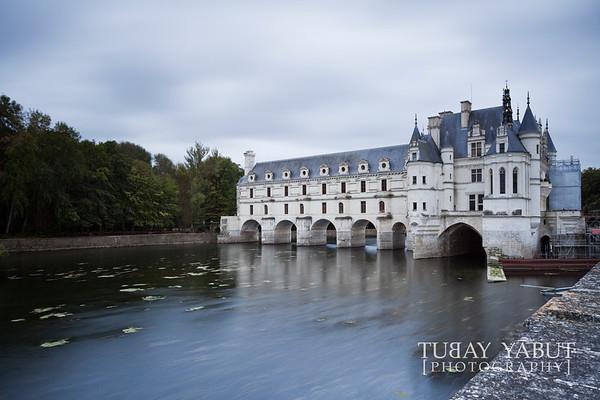 Château de Chenonceau and River Cher