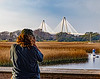 USA; South Carolina; Charleston; Shem Creek