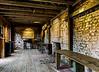 USA; South Carolina; Charleston; Boone Hall Plantation; Plantation House; Slave Cabin's