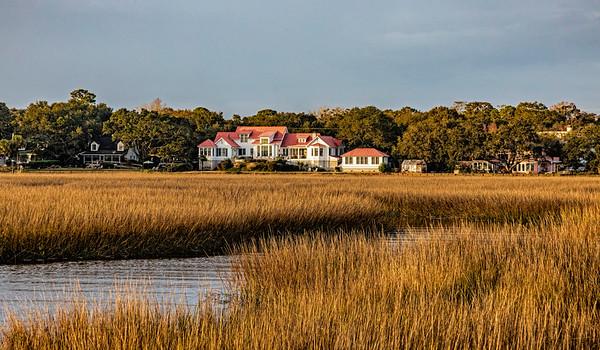 USA; South Carolina; Charleston; Shem Creek