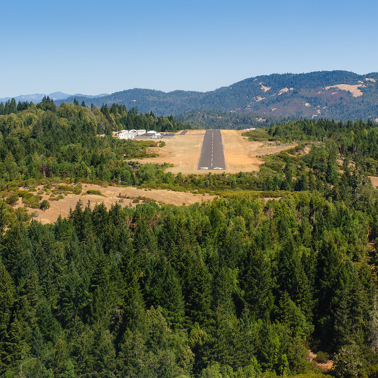 Landing at Ells-Willits