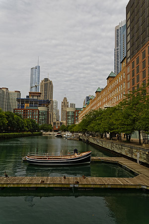 Chicago; Chicago River; Illinois