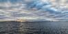Lake Michigan; Mackinac Bridge; Michigan; USA
