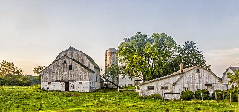 Amish Country; Geauga County; Ohio; USA